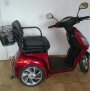 Dreirad Elektromobil Mofa