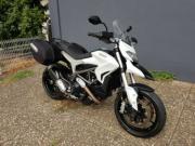 Ducati Hyperstrada 821 Kofferset Scheibe
