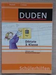 Duden Deutsch 3 Klasse Diktate