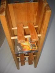 DVD- oder CD-Ständer