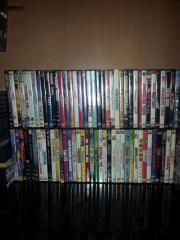 DVD Sammlung ca