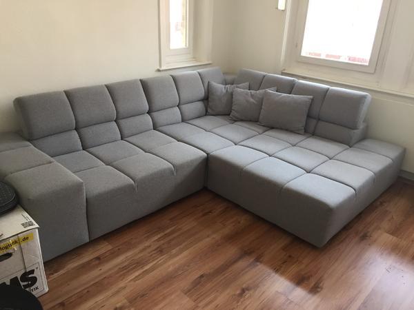 Eckcouch grau  Eckcouch in grau in Stuttgart - Polster, Sessel, Couch kaufen und ...