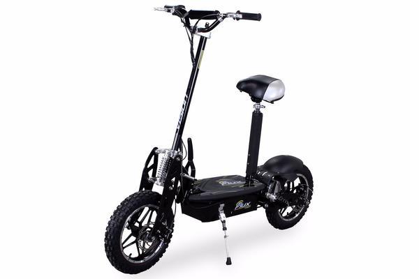 scooter 2 räder vorne