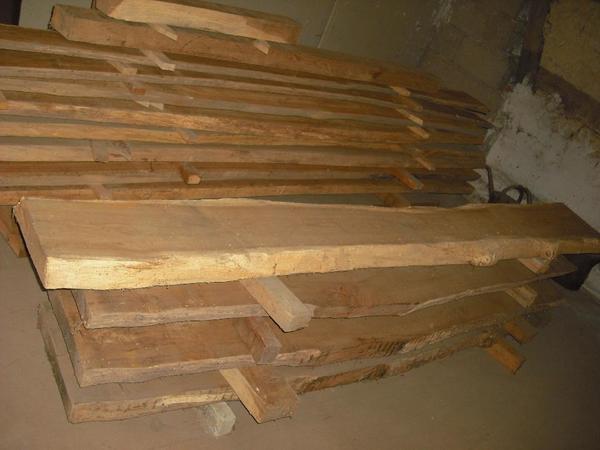 eichenholzbretter bohlen m bel schreiner in oberderdingen holz kaufen und verkaufen ber. Black Bedroom Furniture Sets. Home Design Ideas