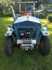 Eigenbau Traktor Trecker