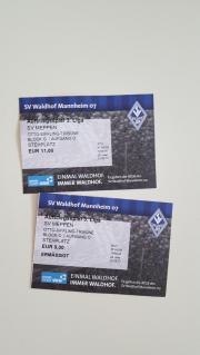 Eintrittskarten Relegation am