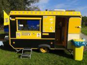Eiswagen Verkaufswagen Eismobil
