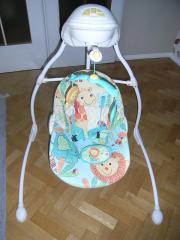 Elektrische Babyschaukel Bright