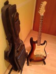 Elektrische Gitarre für