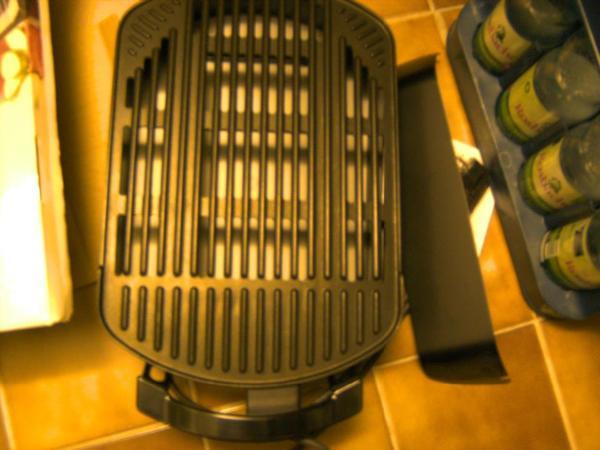 Elektro-Grillrost NEU » Küchenherde, Grill, Mikrowelle