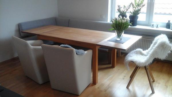 Tisch kernbuche gebraucht kaufen nur 3 st bis 70 g nstiger for Esszimmertisch gebraucht