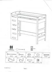doppelstockbett etagenbett haushalt m bel gebraucht und neu kaufen. Black Bedroom Furniture Sets. Home Design Ideas