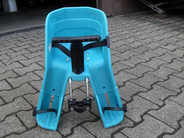 fahrrad kindersitz gebraucht kaufen nur 3 st bis 65. Black Bedroom Furniture Sets. Home Design Ideas