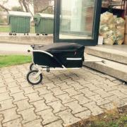 FahrradAnhänger - Kofferraum für