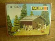 FALLER 334 H0 Bausatz 2