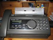 Fax-Telefon Kombigerät