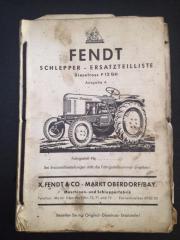 Fendt, Lanz, Fahr,