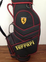 Ferrari-Golfbag Top-Zustand