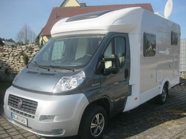 fiat ducato 2 3 multijet 130 wohnmobil in roth. Black Bedroom Furniture Sets. Home Design Ideas