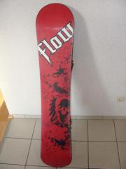 Flow Snowboard mit Flow The
