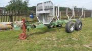 Forstrückewagen Rückewagen Ladewagen