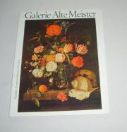 Galerie Alte Meister Alte Meister