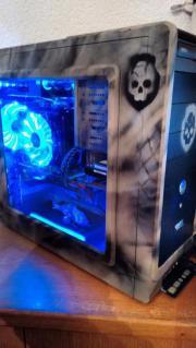 Gamer PC Case