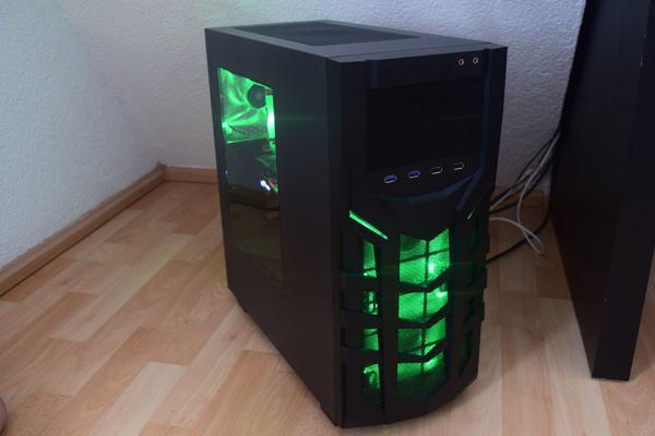 Gaming-PC zu verkaufen! - Bietigheim-bissingen Bietigheim - Hiermit verkaufe Ich meinen Gaming PC.Es handelt sich hierbei um einen wirklich starken und hervorragenden Gaming-PC, in einem perfekten Zustand mit hochwertigen Komponenten im Inneren verbaut.Ich habe diesen PC selbst zu - Bietigheim-bissingen Bietigheim