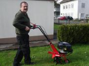 Gartenarbeit Raum HD-