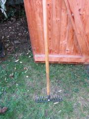 Gartenrechen 12-zinkig