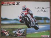 Gebrauchte Motorrad-Poster ca DIN-A0 1