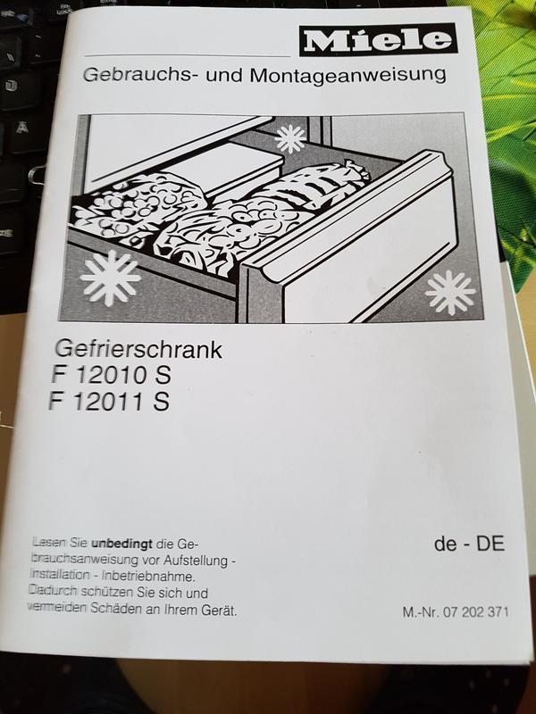 Ausgezeichnet Privileg Energiesparer Gefrierschrank Ideen - Die ...