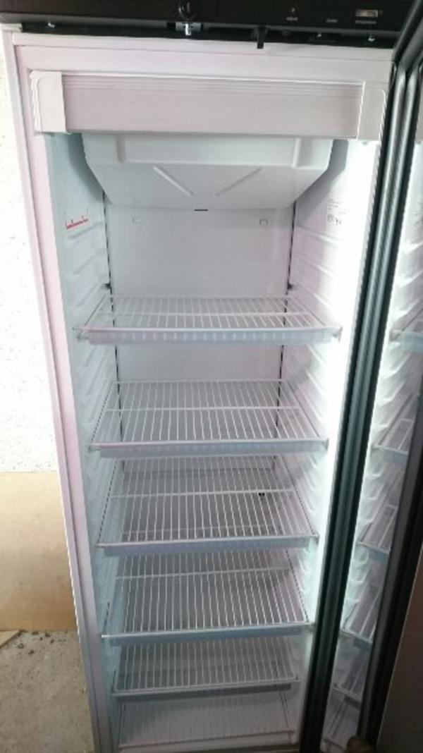 Gefrierschrank Glastür, 5 Einlegeböden - für Gastro verwendbar in ...