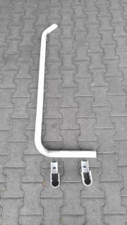 Geländerpfosten aus Aluminium