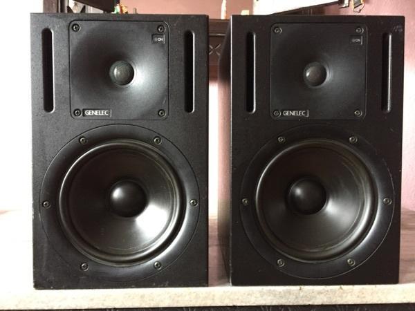 Genelec 1030a - Kottenheim - Die Genelec 1030a Monitorboxen sind Boxen der Extraklasse und in jedem gehobenen Studio Standard. Die Boxen zeichnen sich durch einen glasklaren Sound aus und geben exakt das wieder was wie aufgenommen wurde ein muss in jedem guten Studio. - Kottenheim