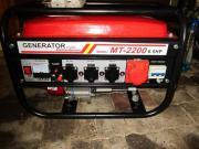 Generator / Stromerzeuger / Aggregat