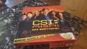 Gesellschaftsspiel CSI Miami