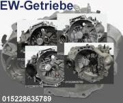 Getriebe NFU VW
