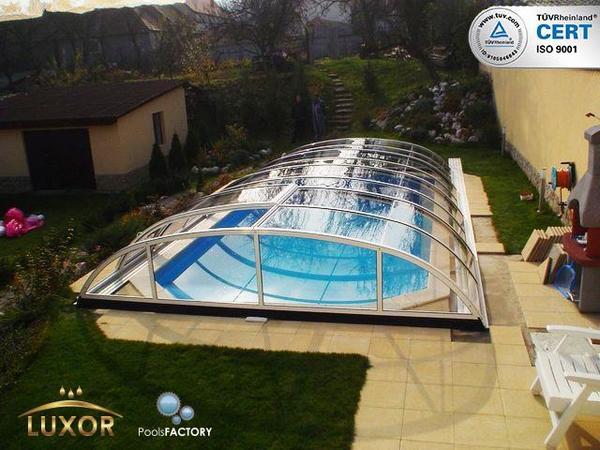 swimmingpool selber bauen, oder pool montieren lassen inside ...