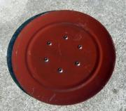 Gleitteller für Rotationsmähwerk