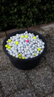 Golfball - Golfbälle in sehr gutem