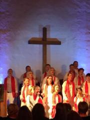 Gospelchor sucht starke Stimmen