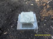 Grabstein gebraucht