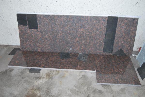 Granitplatte In Furth Sonstiges Material Fur Den Hausbau Kaufen Und
