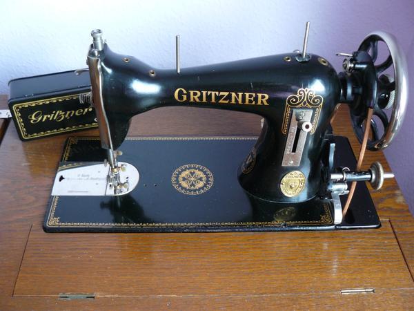 Gritzner Nähmaschine Modell