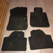 Gummifußmatten BMW X1