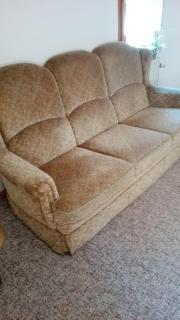 Gute erhaltenes Sofa,