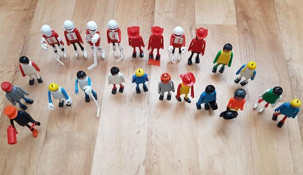 Hallo Sammler - PlayBIG Figuren aus