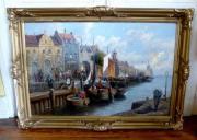 Harderwijk Gelderland Niederlande H Petersen