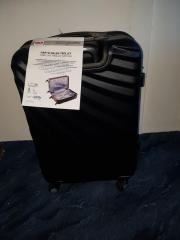 Hartschalentrolley NEU Koffer Trolley NummerschloßTeleskopstiel